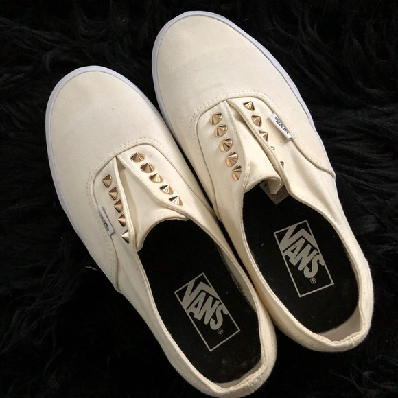 771fbf7184 Vans Studded Slip-on Authentic Gore Shoe